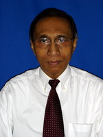 Drs.  Stephanus Djawanai Ph.D.
